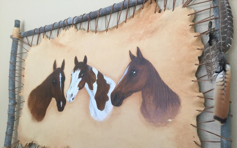 The Art of Red Tail Ranch
