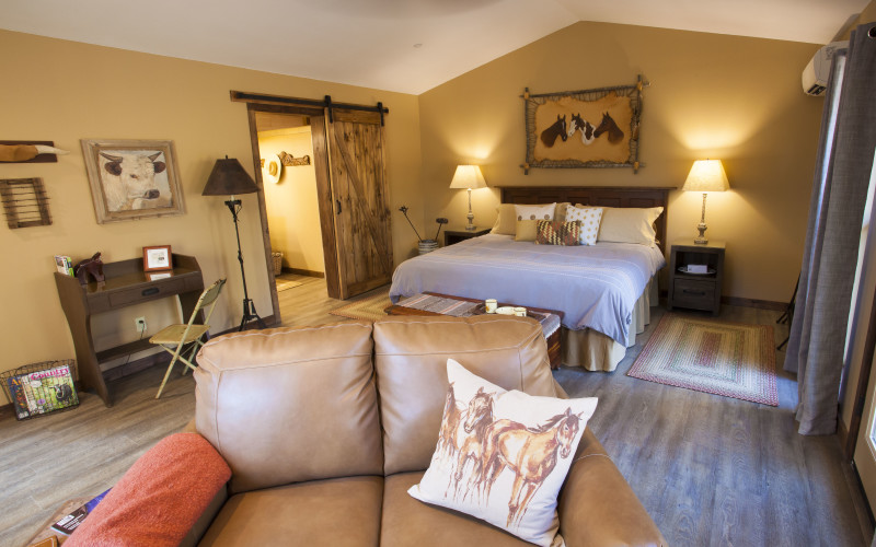 Red Tail Ranch Doubles Occupancy