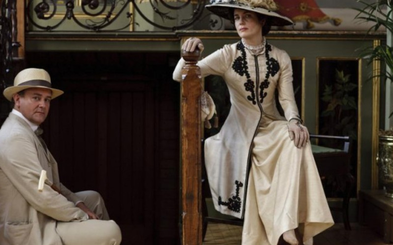 The Biltmore Estate Presents - <i>Dressing Downton: Changing Fashion for Changing Times.</i>