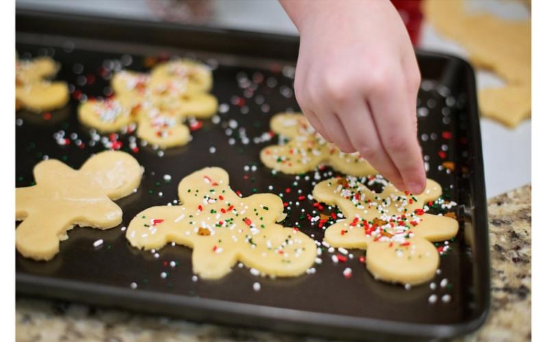 Easy Sugar Cookies from Ypsilanti's Parish House Inn