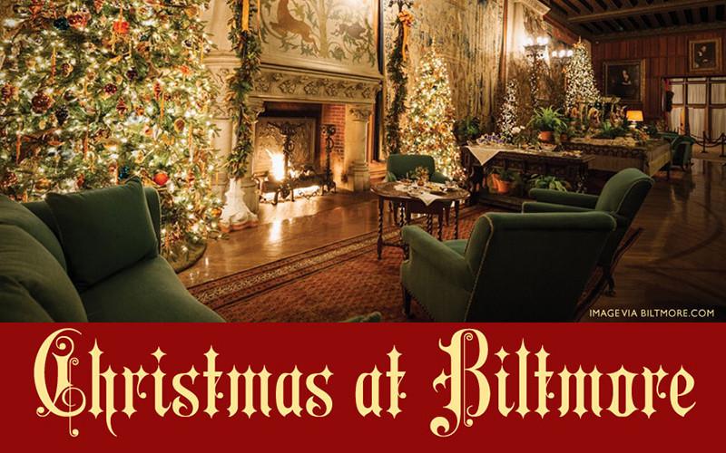 Christmas at Biltmore Package