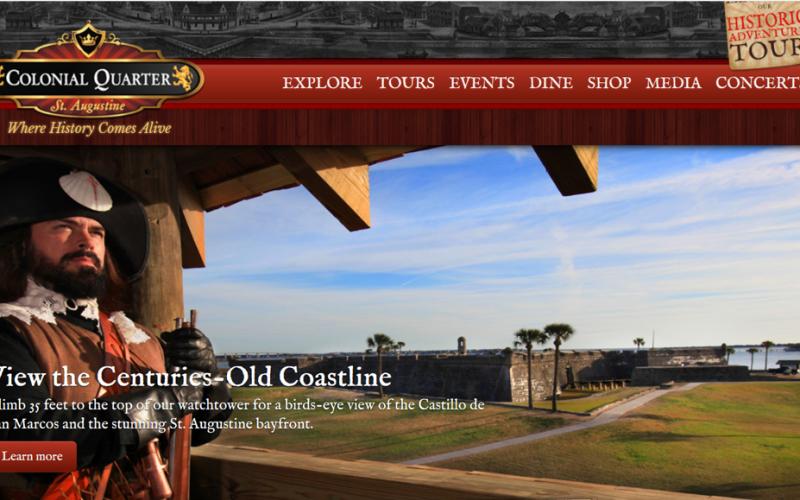 Colonial Quarter - St Augustine