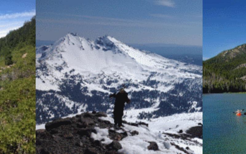The Central Oregon Springtacular Season!