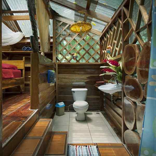Dream Nature House - Bathroom