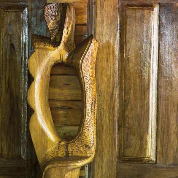 Dream Palm House - Art