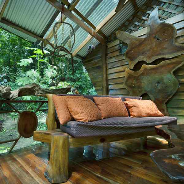 Dream Nature House - Relaxing Area