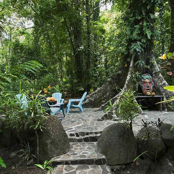River Dream House - Terrace View 1