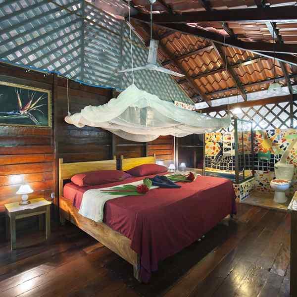 River Dream House - Sleeping Room 3 (upstairs)