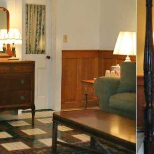 family suiteThe Edgeworth Inn - Monteagle TN Bed & Breakfast