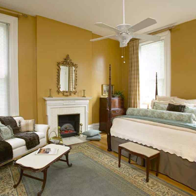 Rooms & Rates | Louisville KY DuPont Mansion Bed and Breakfast