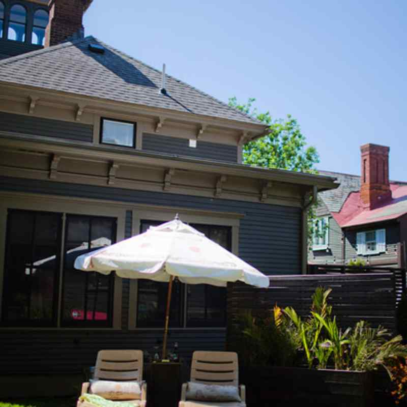 """What does """"bed and breakfast"""" mean to you? Well,  bed and breakfasts have evolved far beyond these traditional, in fact, those travelers seeking out true luxury are increasingly turning to B&Bs for the modern accoutrements and personalized service that define a quality stay experience from check-in to check-out.  Try our exclusive service of Heady Toppers, Focal Bangers, Wine and our private secret Sangria recipe . . . while in the hot-tub, because we have an outside license . . . just for patio & hot-tub service . . . that extra special hip, contemporary, fun Made INN Vermont B&B all-inclusive hospitality!"""