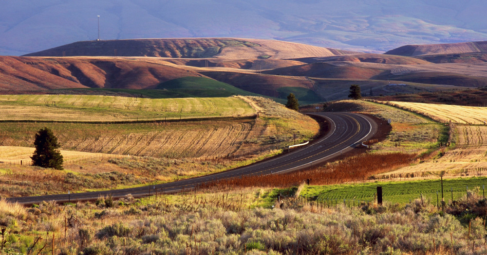 3 Days in the Sunny End of the Columbia River Gorge...or What to Do in Dufur?