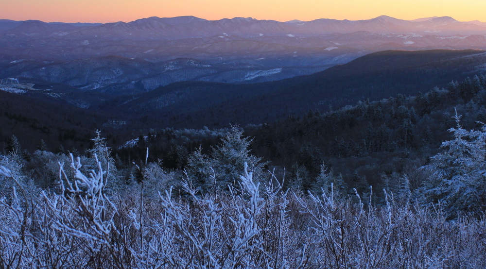 Don't Be Sad - How to Beat the Virginia Winter Blues