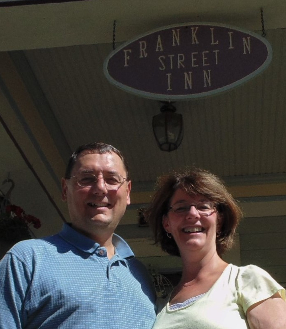 Meet the Innkeepers at Franklin Street Inn, Appleton, WI