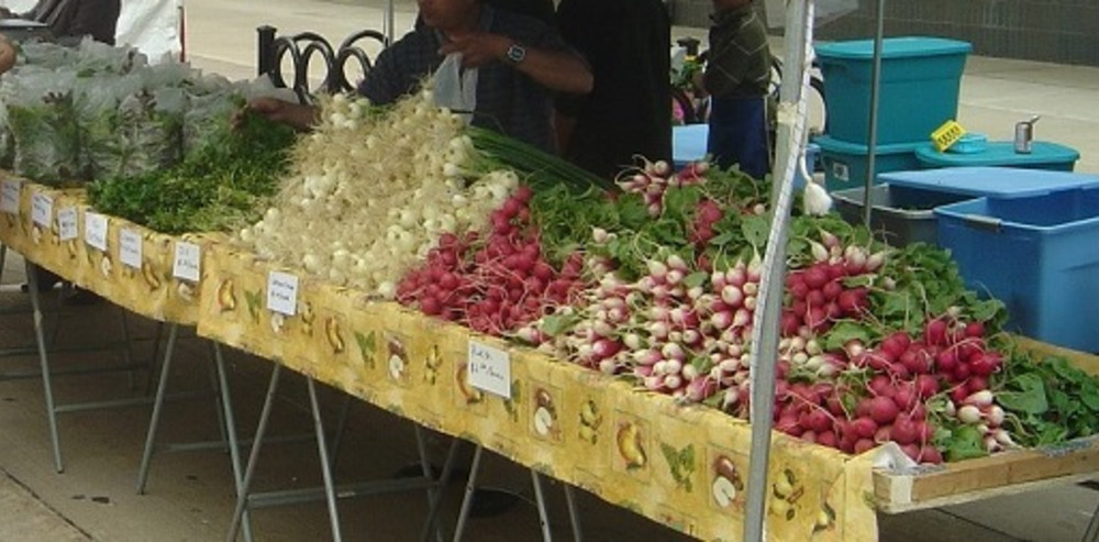 Outdoor Farm Market returns