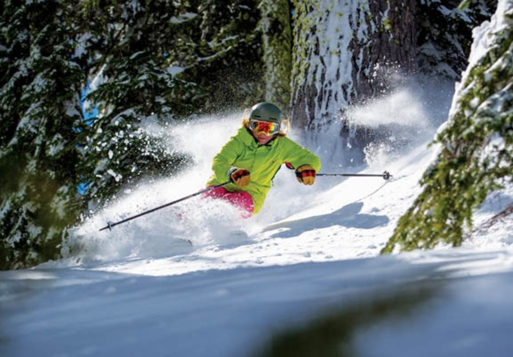 Ski Mt Hood this Spring Break