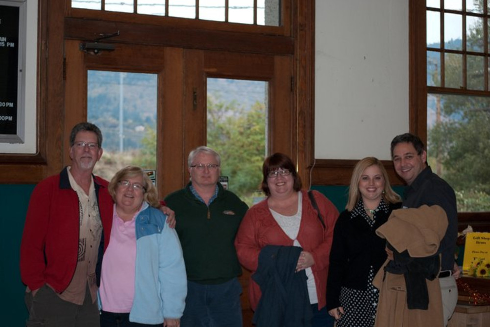 Our Guests and the Mt Hood Railroad Wine Train