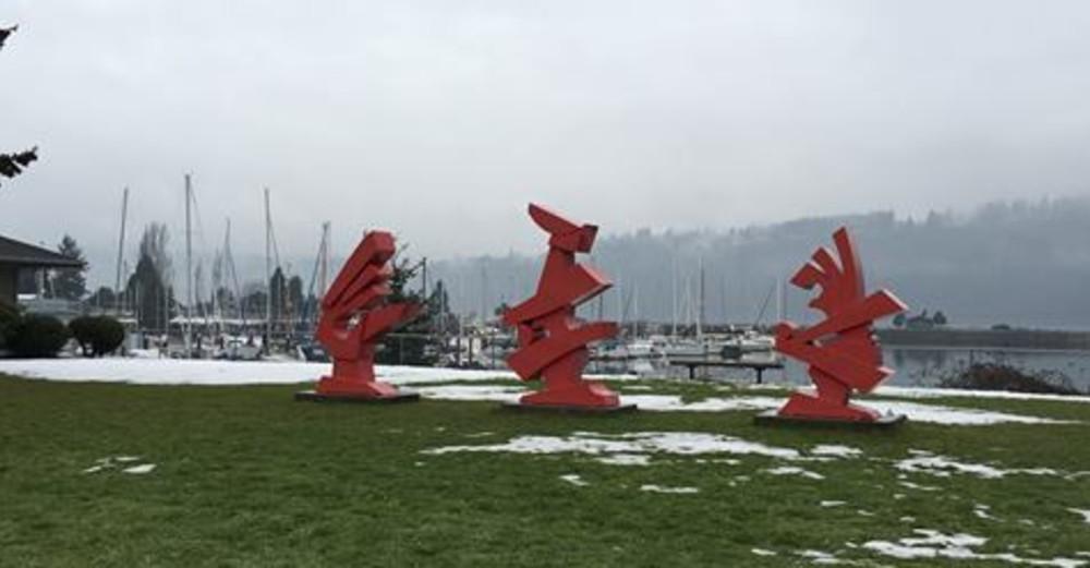 Big Art Walking Tour in Hood River Oregon