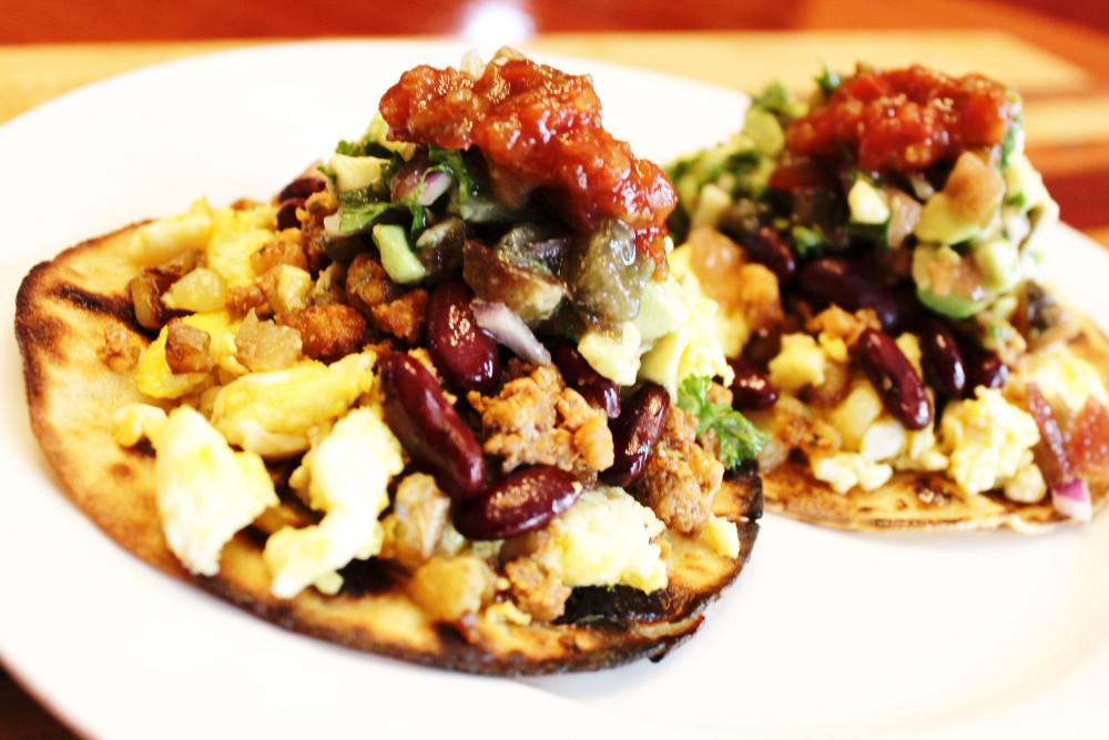 Breakfast Tacos Northeast Meets Southwest Style