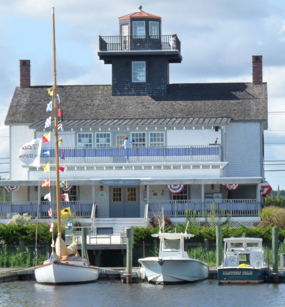VISIT TUCKERTON DURING THE LIGHTHOUSE CHALLENGE OF NEW JERSEY 2010
