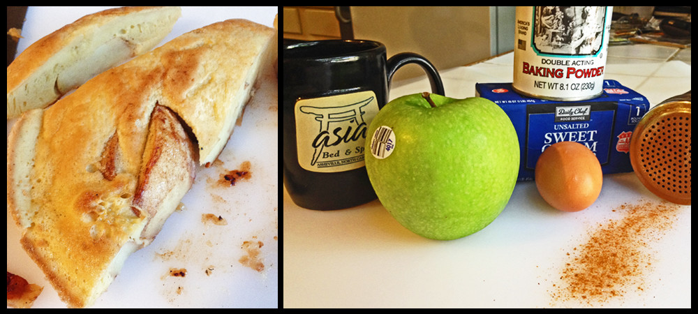 Our German Apple Pancake – Quick and Delicious Breakfast