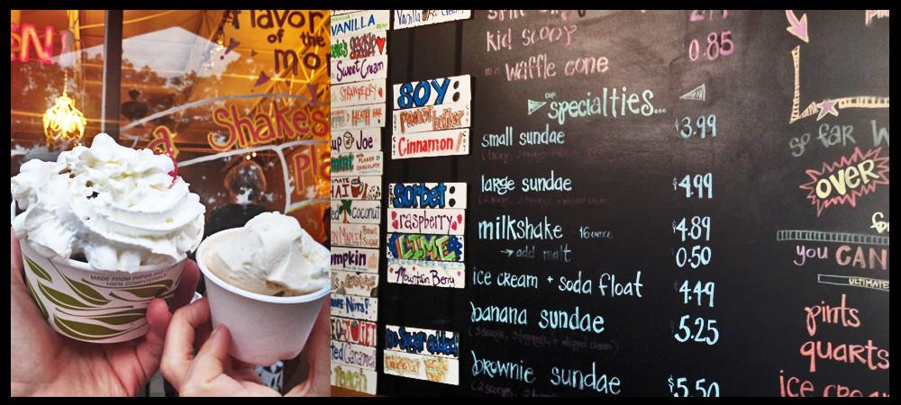 Guilty Pleasure-Asheville's Ultimate Ice Cream