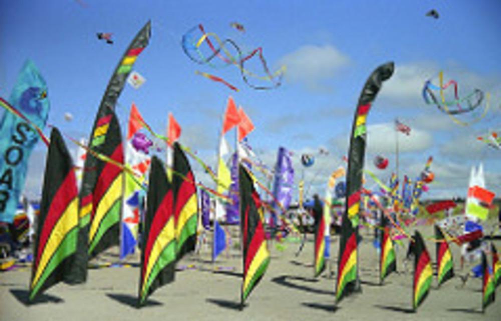 Long Beach WA Kite Festival
