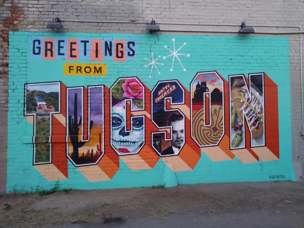 Tucson's Public Murals