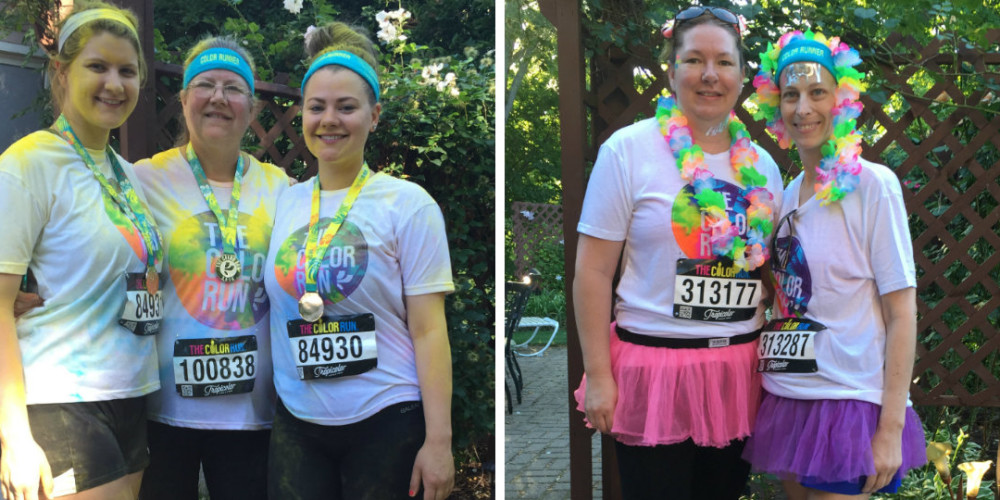 Color Run East: A Summer Getaway In Ypsilanti