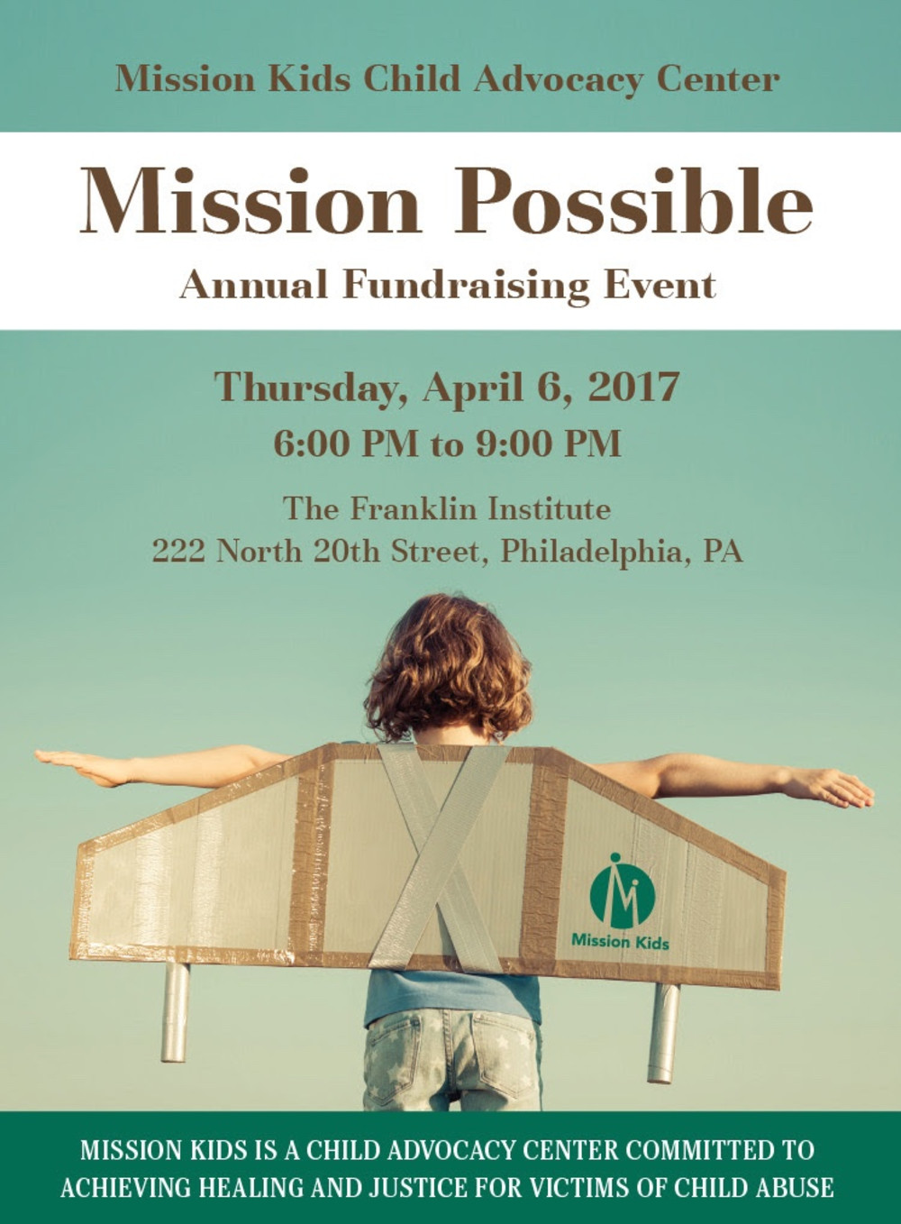 Mission Possible 2017!