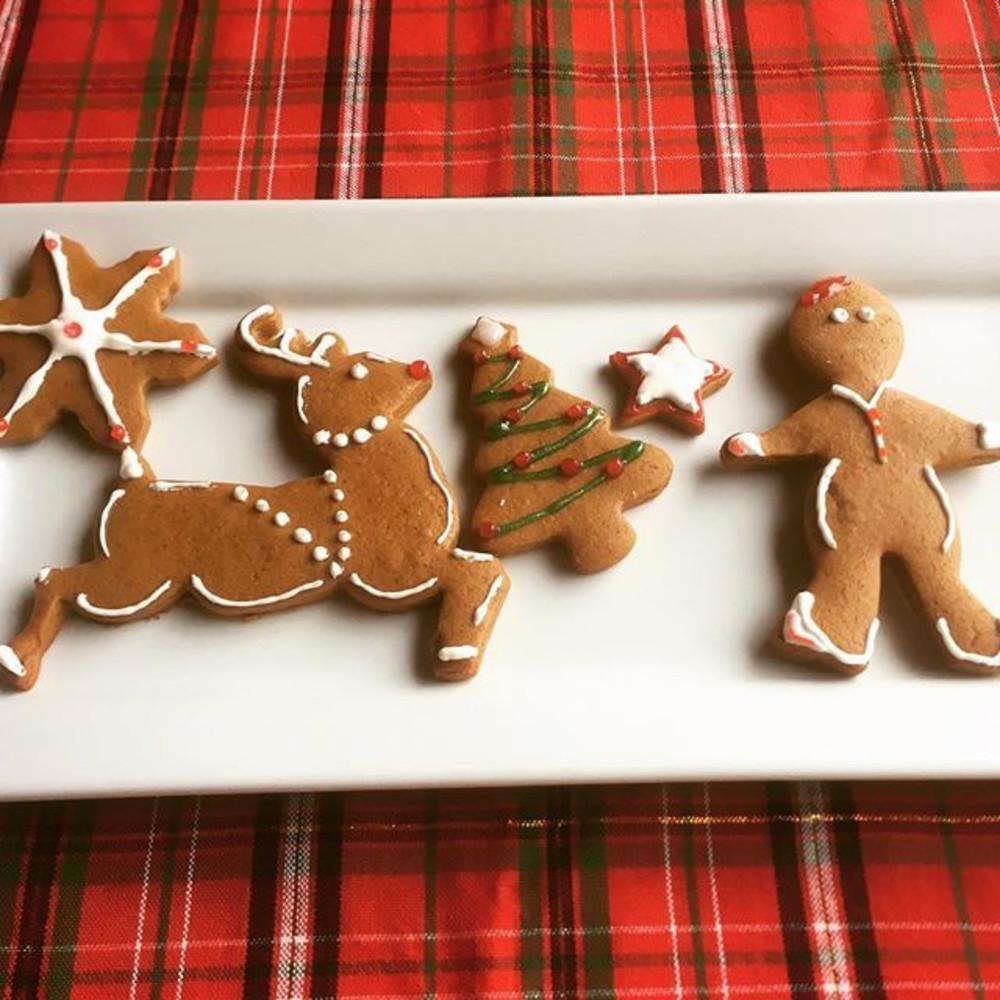 25 Days of Christmas Cookies 2016