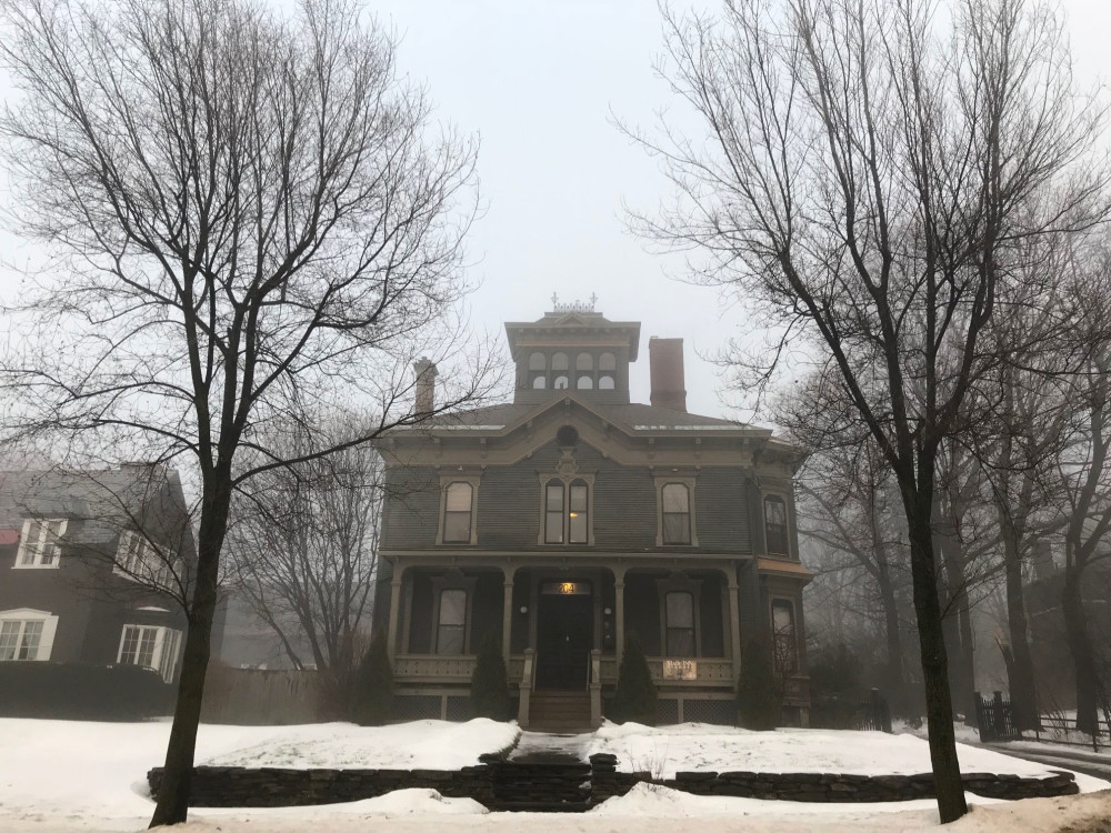 Burlington's Haunted History at A Top Secret Hideaway
