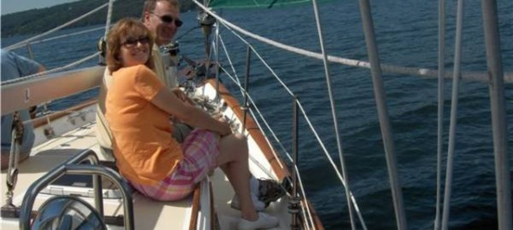Finger Lakes Sailing Adventure