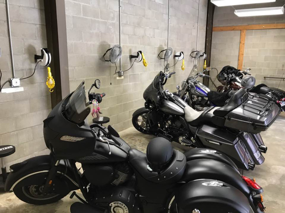 Hotel Pattee Caters to Motorcyclist