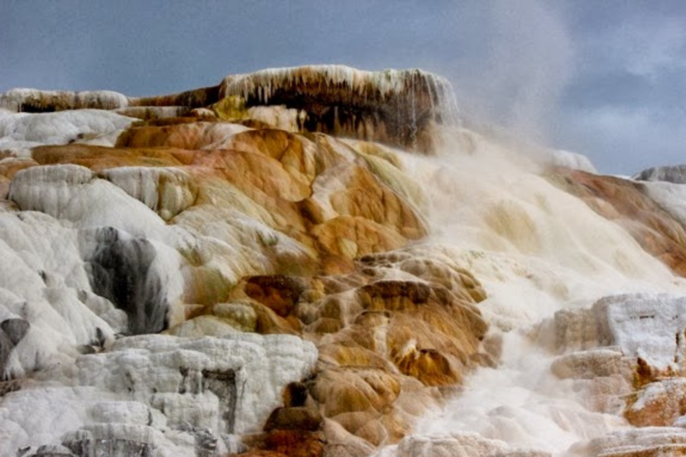 Yellowstone National Park: Only a day's drive from Bear Spirit Lodge Bed & Breakfast
