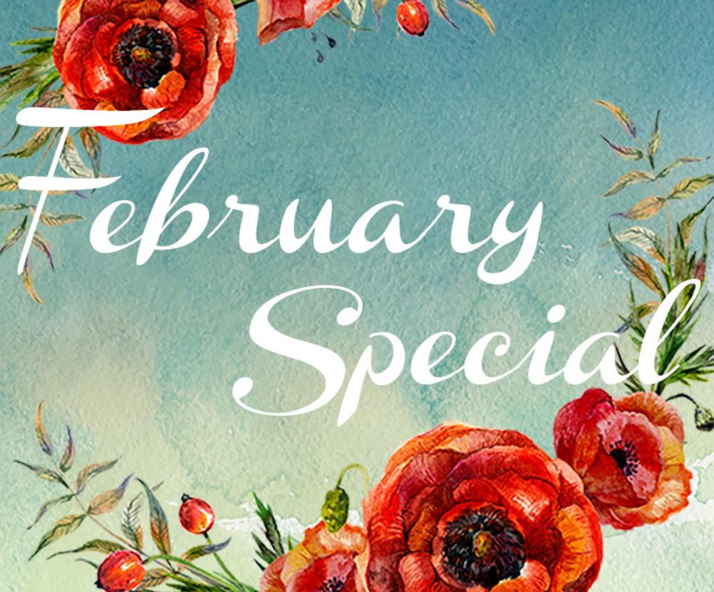 Romantic February Dinner Special