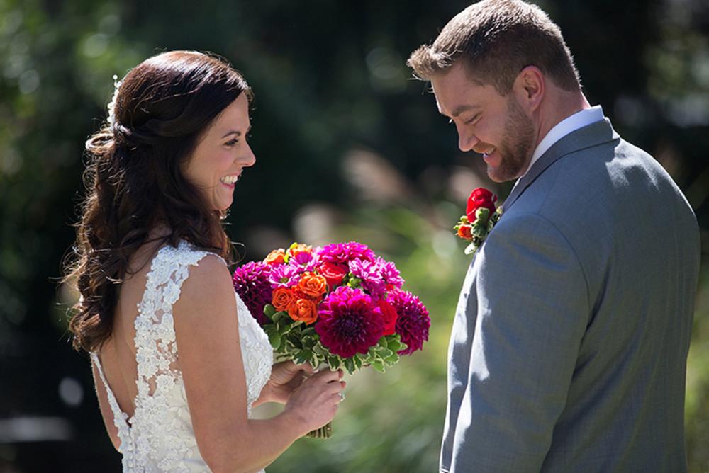 Cameron + Amanda's Albemarle Inn Wedding