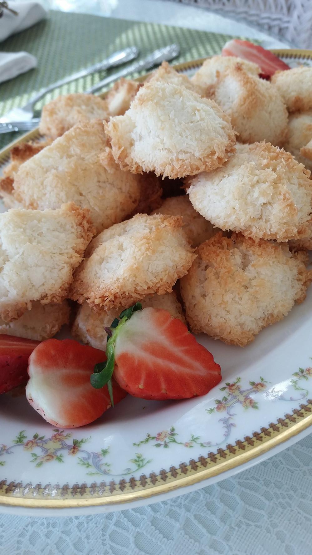 Coconut Macaroons!