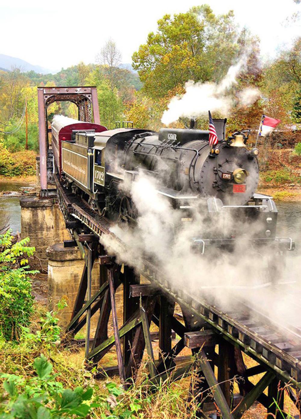 Great Smoky Mountain Railroad