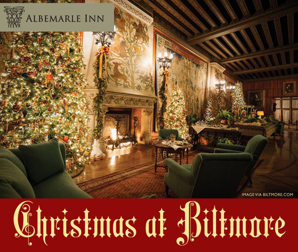 Christmas at Biltmore Package
