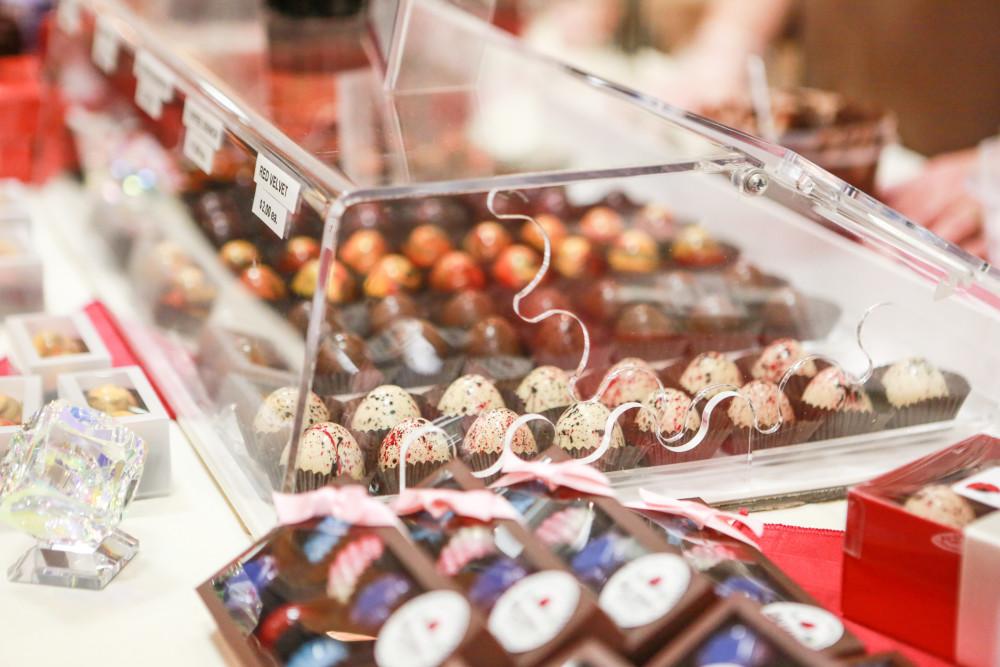 The Oregon Chocolate Festival