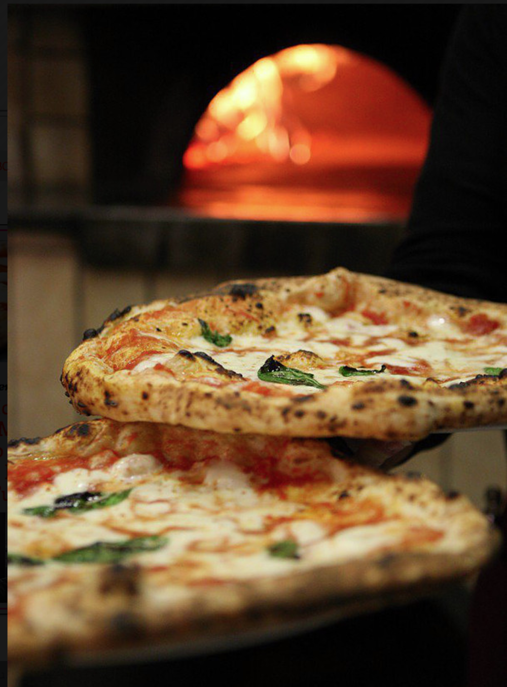 Where to Eat Pizza in Camden