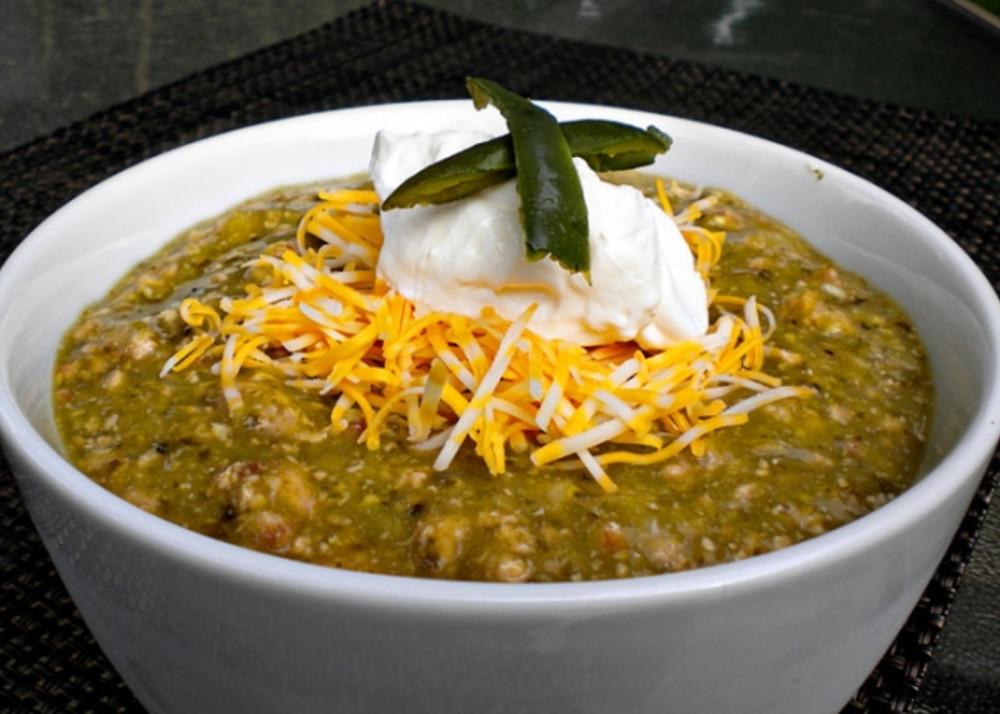 Green Chile Recipe