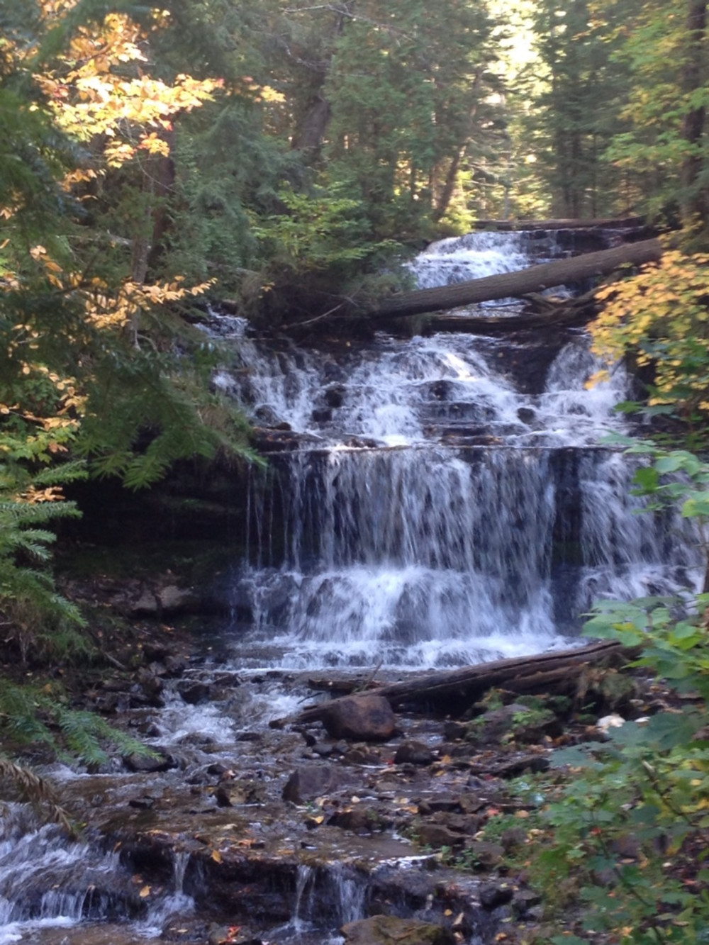 Up North Waterfall Tour