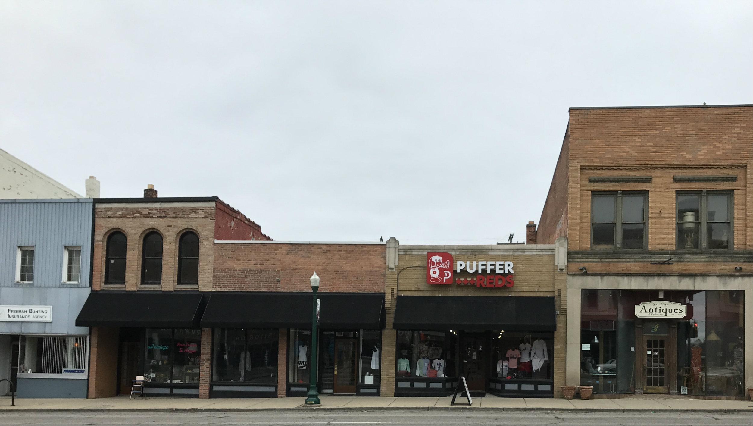 Where to shop on Michigan Ave in Downtown Ypsilanti, MIchigan