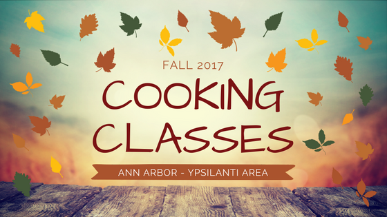 The Perfect Cooking Classes FALL Getaway In Ypsilanti