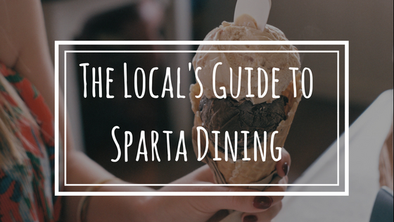 The Local's Guide to Sparta Dining