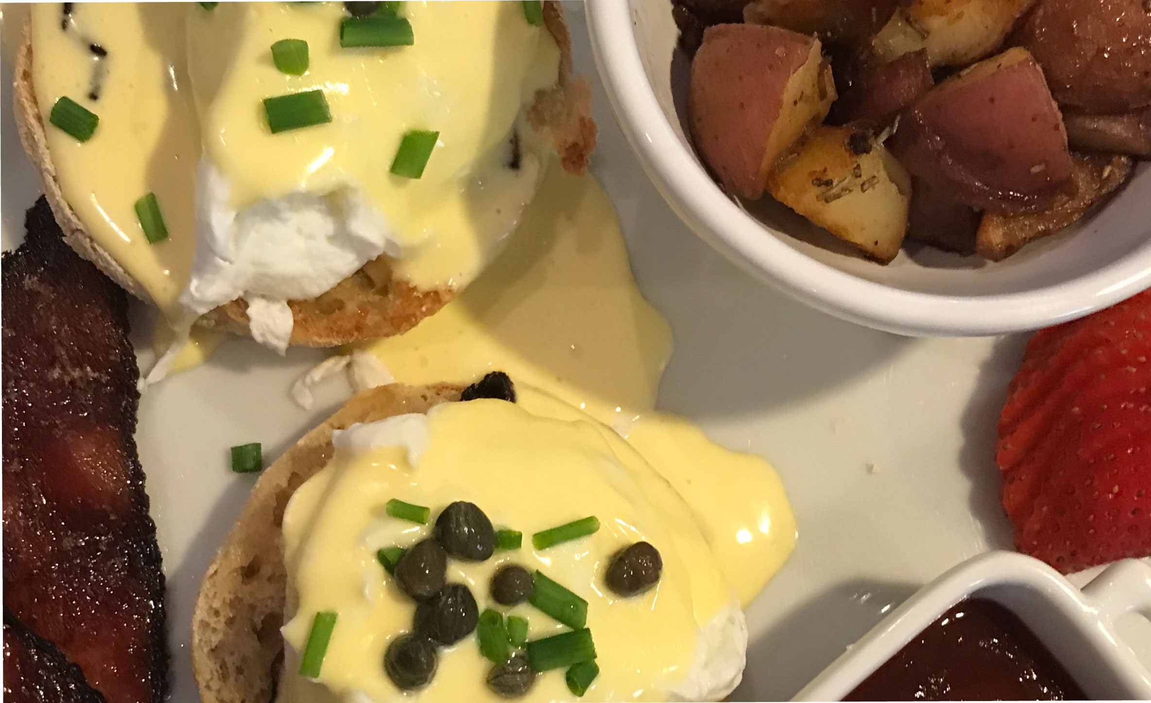 Holla at our Hollandaise | MIV Gourmet Breakfast