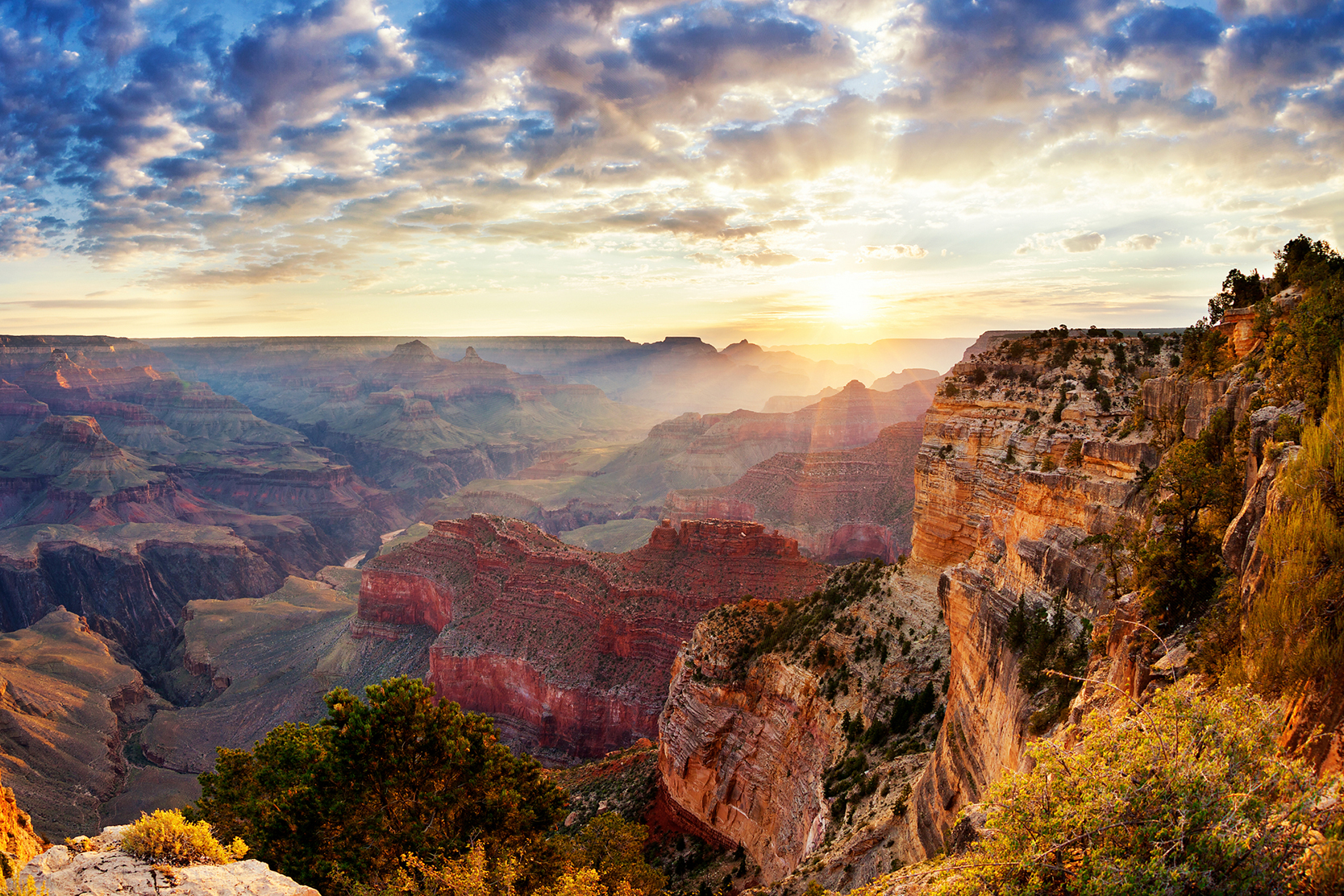 Take a Scenic Route to the Grand Canyon