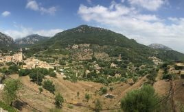 Visiting Valldemossa again